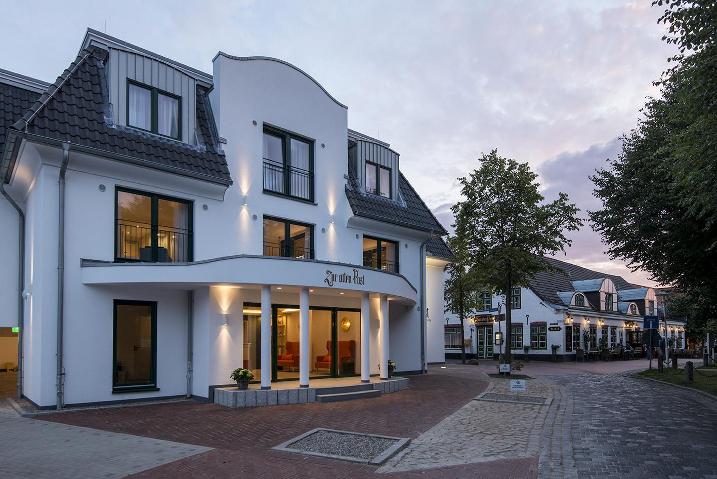 Hotel Zur Post Flensburg